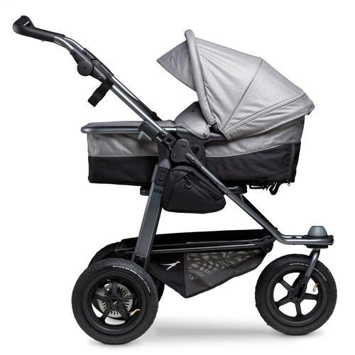 tfk Kombi-Kinderwagen mono, 27 kg, ; Kinderwagen grau Kinder Buggies
