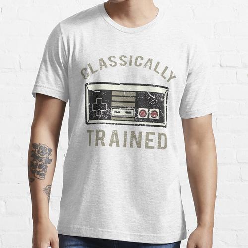 10% Polyester • Dark Heather besteht aus 65% Polyester Essential T-Shirt