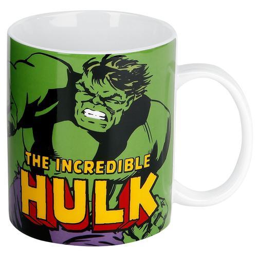 Hulk The Incredible Hulk Tasse - grün - Offizieller & Lizenzierter Fanartikel