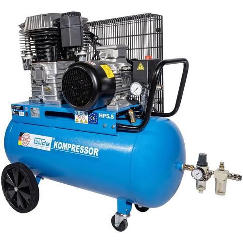 Kompressor Kolbenkompressor 100l 10 bar Druckluftkompressor Pro 400V - Güde