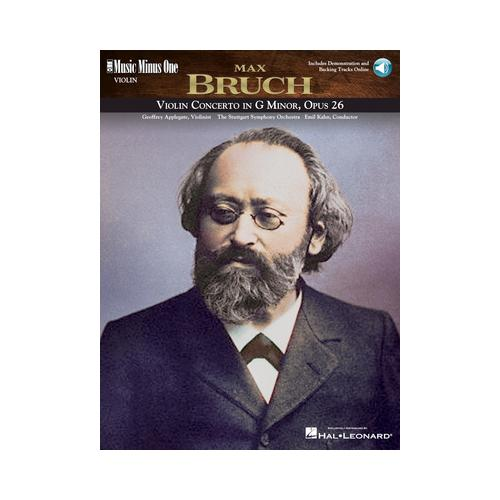 Music Minus One Bruch Violin Concerto No.1