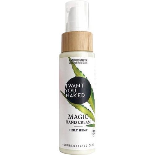 I Want You Naked Magic Hand Cream Holy Hemp 50 ml Handcreme