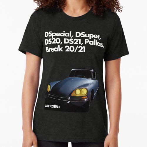 CITROEN DS / CITROEN ID Tri-blend T-Shirt