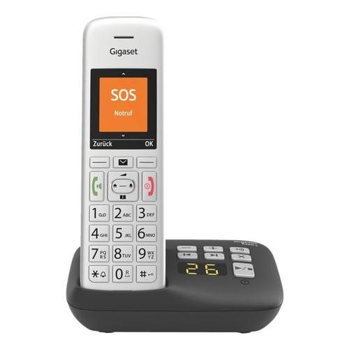 Schnurloses Telefon mit Anrufbeantworter »E390A« mehrfarbig, Gigaset