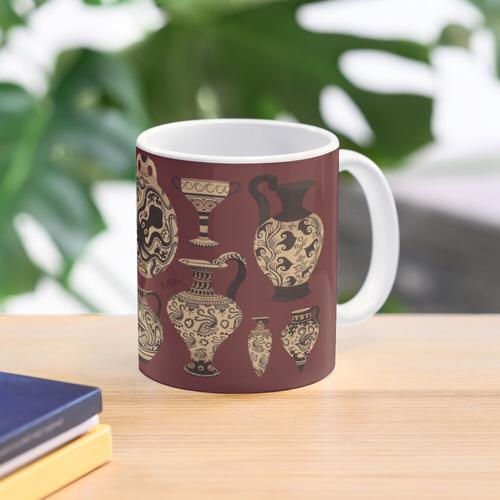 Late Minoan Ceramics Mug
