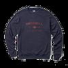 Merrell Men's Merrell Est 1981 Wordmark Crewneck Pullover, Size: M, Navy Heather