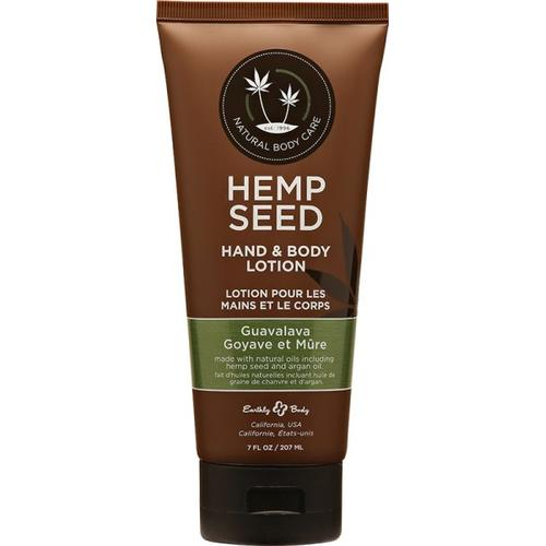 Hemp Seed Hand & Body Lotion 207 ml Guavalava