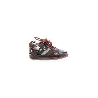 Joseph Allen Booties: Brown Shoe...