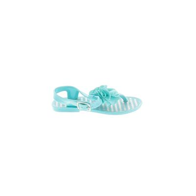 Stepping Stones Sandals: Blue Sh...