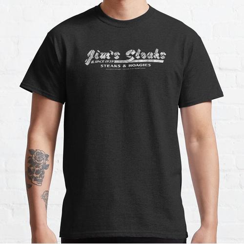 Jim's Steaks (im Dunkeln) Classic T-Shirt