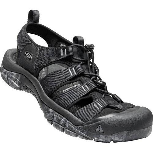 KEEN NEWPORT H2 M-BLACK/SWIRL OUTSOLE, Größe 45 in BLACK/SWIRL OUTSOLE