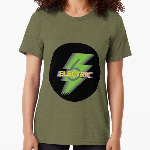 Electric Electric Six Tri-blend T-Shirt
