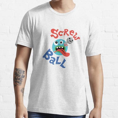 Screwball Essential T-Shirt
