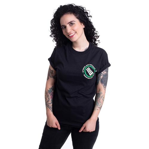 Strike Anywhere - Broken Arm - - T-Shirts