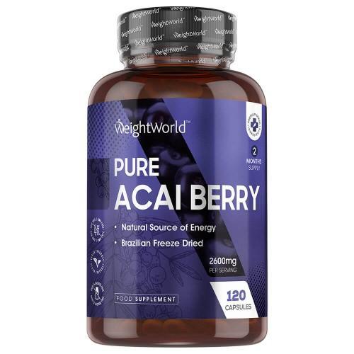 Pure Acai Kapseln - Potenzmittel für Männer zur Potenzsteigerung