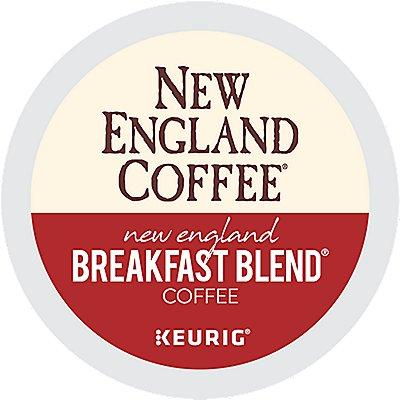 72 Ct New England Coffee New England Breakfast Blend Coffee 72-Count (3 Boxes Of 24) K-Cup® Pods. Coffee