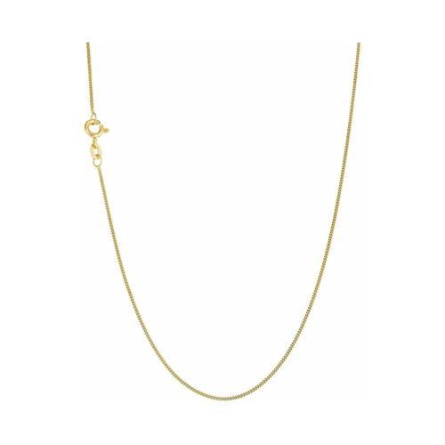 Collier für Damen, Gold 375 amor Gold