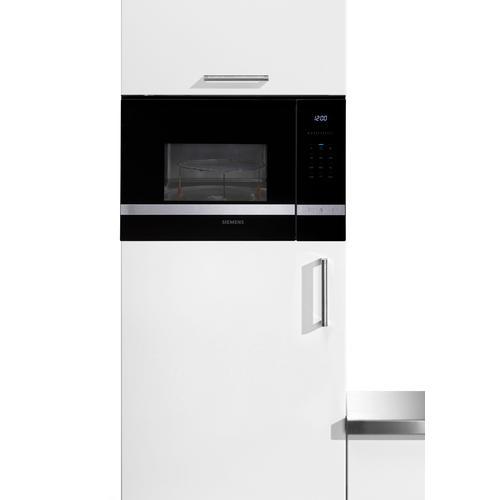 SIEMENS Einbau-Mikrowelle BE555LMS0, Mikrowelle, 900 W schwarz Mikrowelle SOFORT LIEFERBARE Haushaltsgeräte