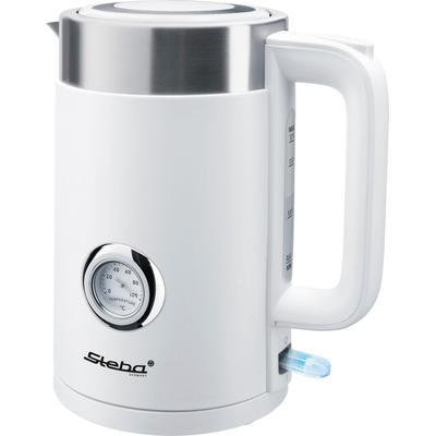 Steba Wasserkocher WK 10 Bianco,...