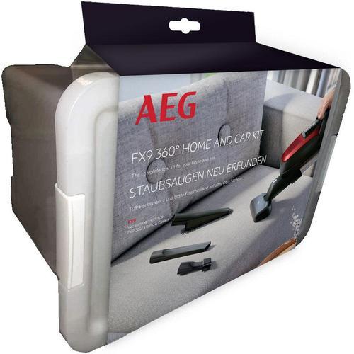AEG Staubsaugerdüsen-Set Home&Car Kit AKIT18 schwarz Staubsauger SOFORT LIEFERBARE Haushaltsgeräte Staubsaugerdüsen