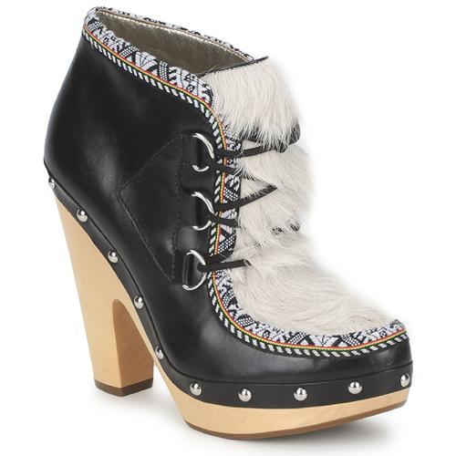Belle by Sigerson Morrison BLACKA Ankle Boots (damen)