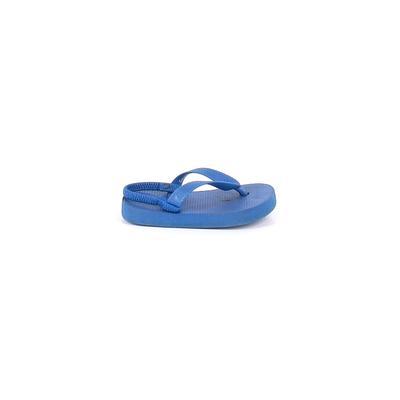 Cat & Jack Sandals: Blue Solid S...
