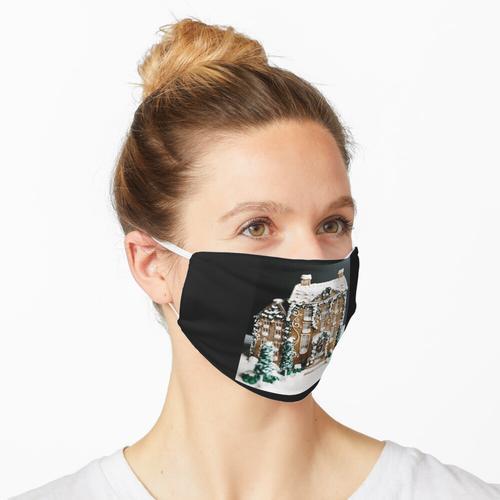 Lebkuchenhaus Maske