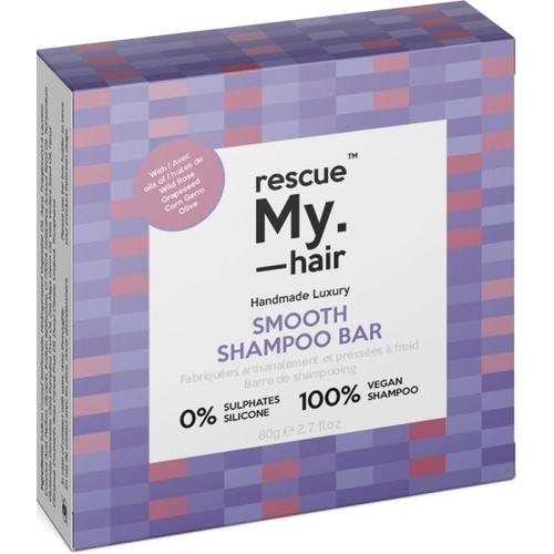 rescue My. hair Smooth Shampoo Bar 15 g Festes Shampoo