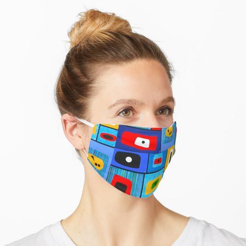 Verkostungsplatte Maske