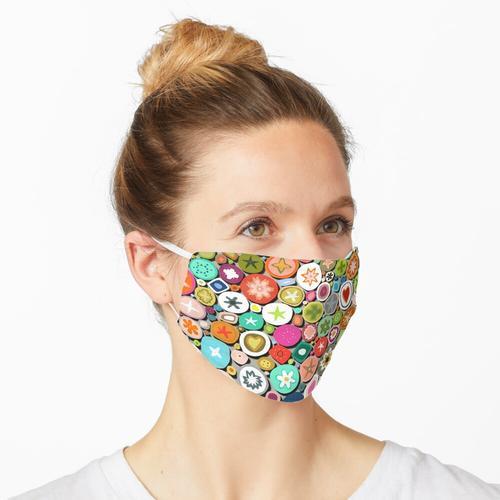 Millefiori Maske