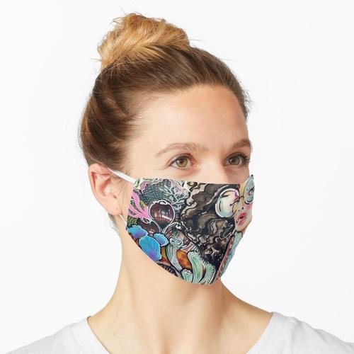 so fesselnd Maske
