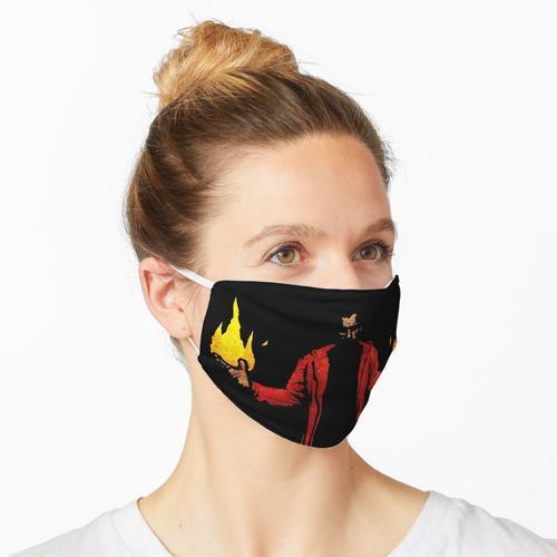 Höllenfeuer Maske