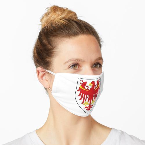 Südtiroler Wappen, Italien Maske