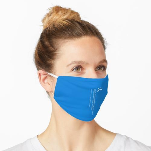 Bluescreen bsod Maske