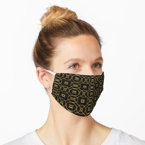 MEER DER GOLDRINGE Maske