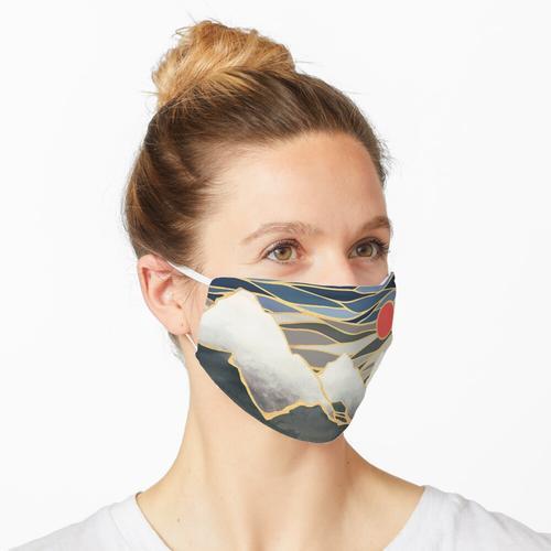 Eisberge Maske