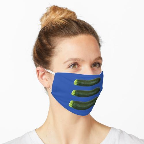 Zucchini Maske