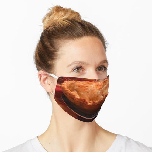 Apfelkuchen Maske