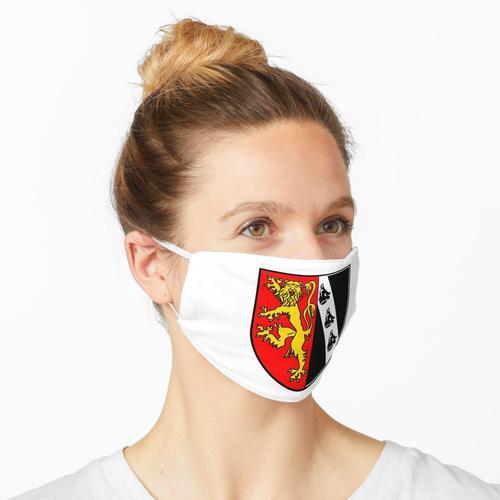 Wappen von Betzdorf, Deutschland Maske