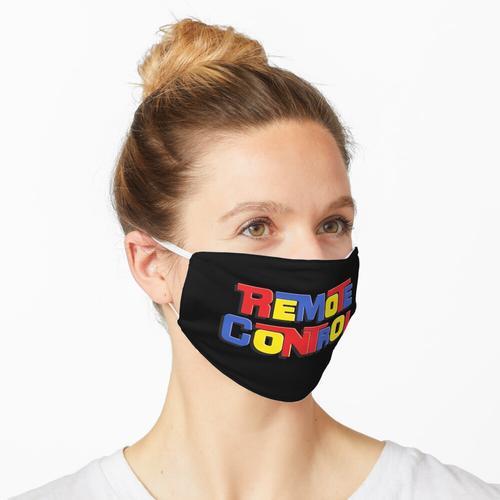 Fernbedienung Maske