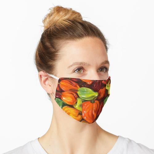 Ich mag Pfeffermalen Maske