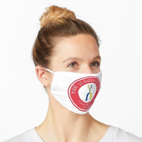 Zahnpasta Küsse Maske