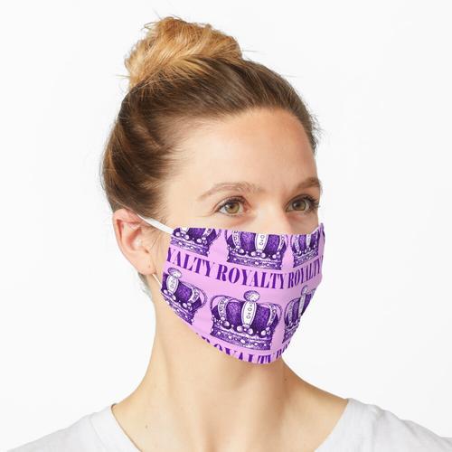 Königshaus Maske