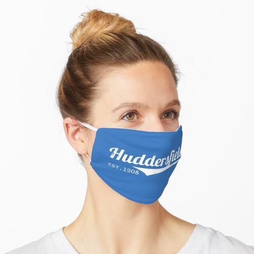Huddersfield Retro Maske