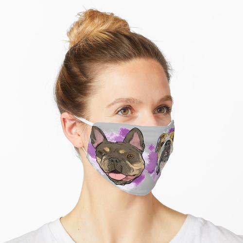 Lust auf etwas Besonderes Maske