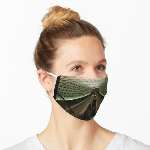 Gleichstrom U-Bahn Maske