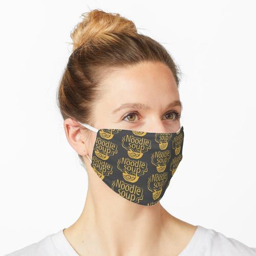 Nudelsuppe Maske