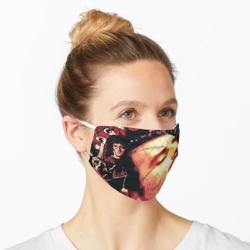 Es ist ein hartes Leben Maske