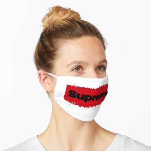 Supreme Maske