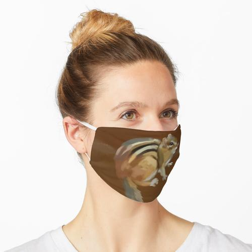 Häcksler Maske